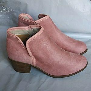 🌷🌞Women's Western Ankle Bootie Closed Toe🌞